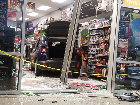 Gamestop offered $20 for the car, due to minor damage.