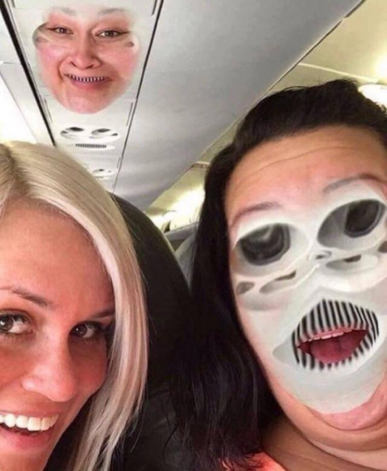 Face-swap gone wrong