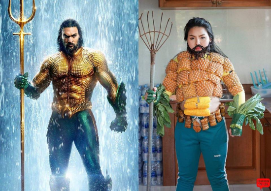 Perfect cosplay doesn't exis....